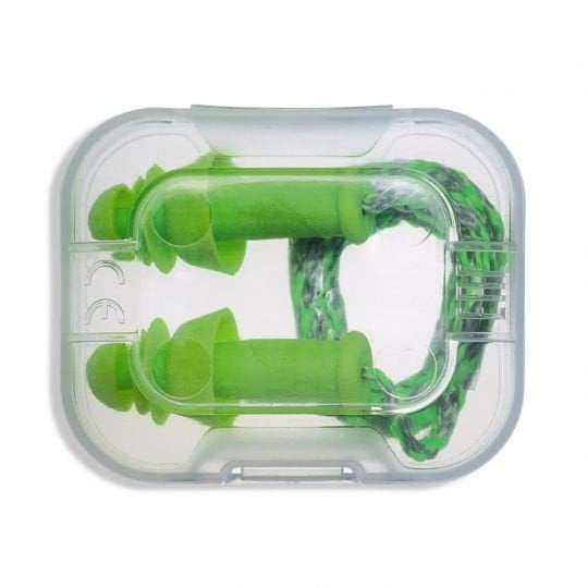Zatyczki do uszu wielokrotnego użytku uvex whisper+